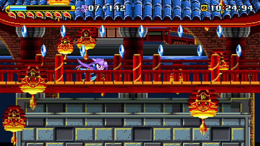 Freedom Planet Review - Screenshot 4 of 4