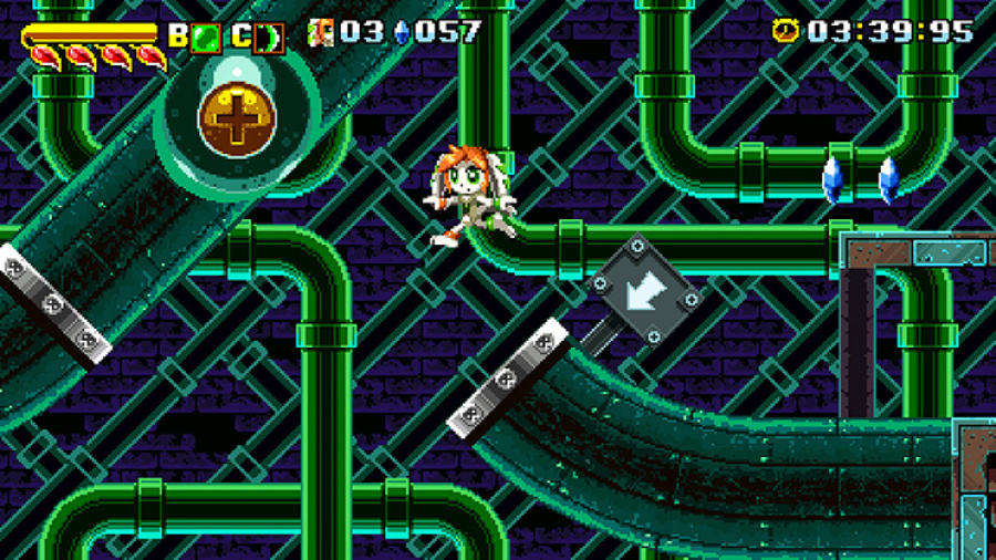 Freedom Planet Review - Screenshot 1 of 4