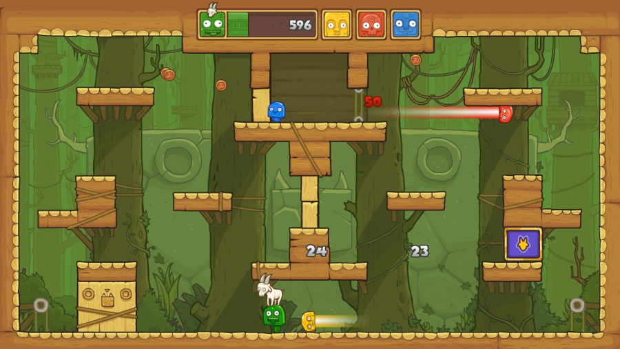 Toto Temple Deluxe Review - Screenshot 3 of 5