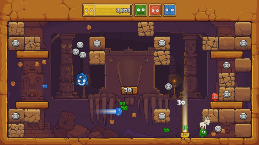 Toto Temple Deluxe Review - Screenshot 1 of 5