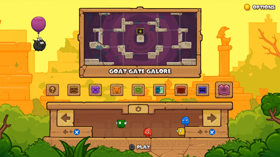Toto Temple Deluxe Review - Screenshot 4 of 5