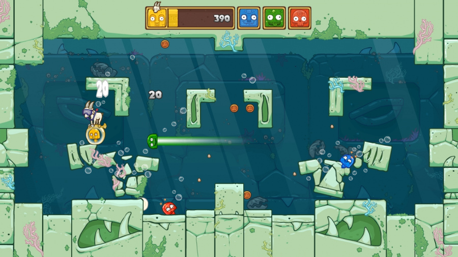 Toto Temple Deluxe Review - Screenshot 2 of 5