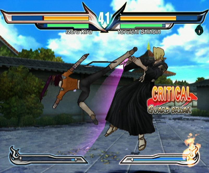 Bleach: Shattered Blade Screenshot