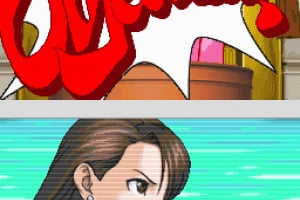 Phoenix Wright: Ace Attorney Trials and Tribulations Screenshot