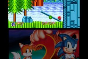 3D Sonic The Hedgehog 2 Screenshot