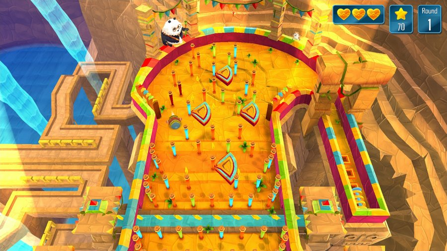 Momonga Pinball Adventures Review - Screenshot 2 of 3