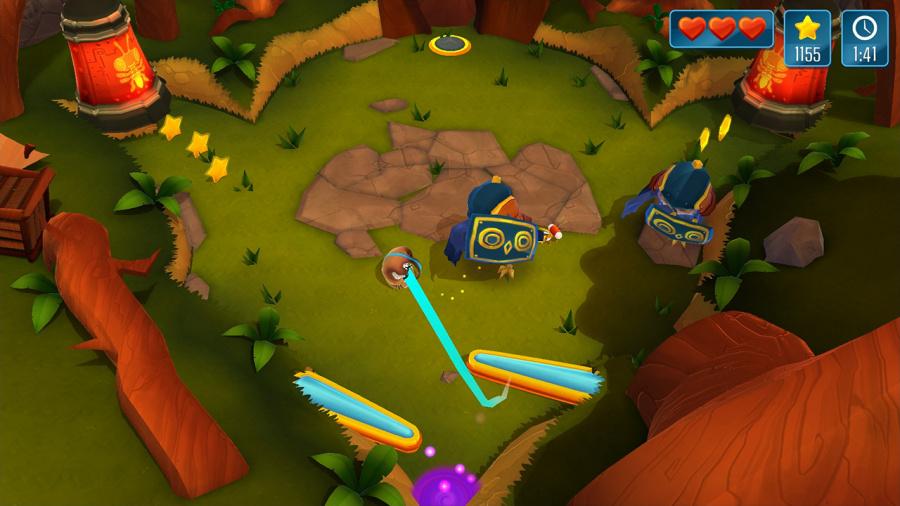 Momonga Pinball Adventures Review - Screenshot 3 of 3