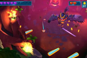 Momonga Pinball Adventures Screenshot