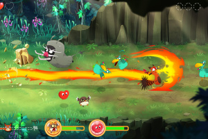 Rakoo & Friends Screenshot