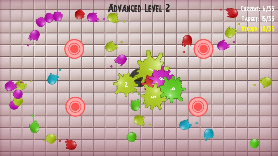 COLOR BOMBS Review - Screenshot 1 of 2