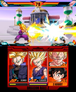Dragon Ball Z: Extreme Butoden Review - Screenshot 4 of 5
