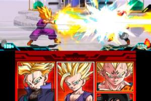 Dragon Ball Z: Extreme Butoden Screenshot