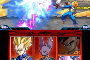 Dragon Ball Z: Extreme Butoden Screenshot
