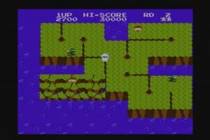 Dig Dug II Screenshot