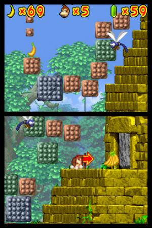 DK: Jungle Climber Review - Screenshot 2 of 3