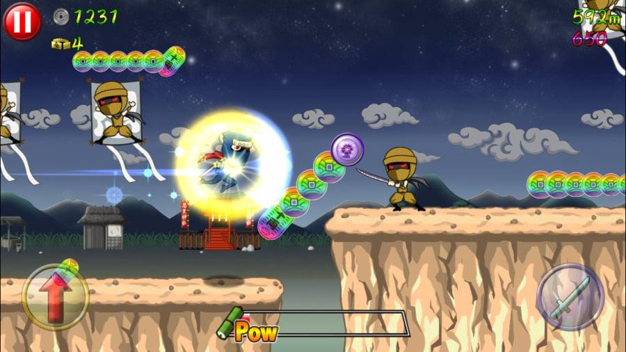 Ninja Strike: Dangerous Dash Review - Screenshot 2 of 2