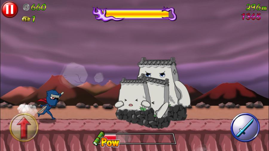 Ninja Strike: Dangerous Dash Review - Screenshot 1 of 3