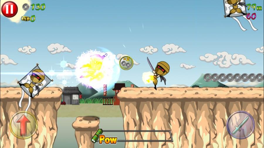 Ninja Strike: Dangerous Dash Review - Screenshot 2 of 3