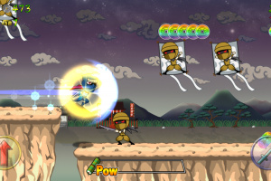 Ninja Strike: Dangerous Dash Screenshot