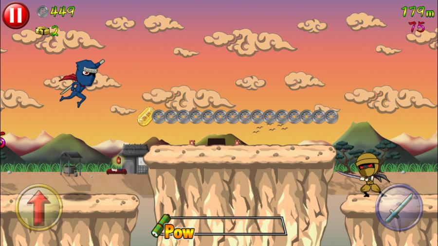 Ninja Strike: Dangerous Dash Review - Screenshot 1 of 2
