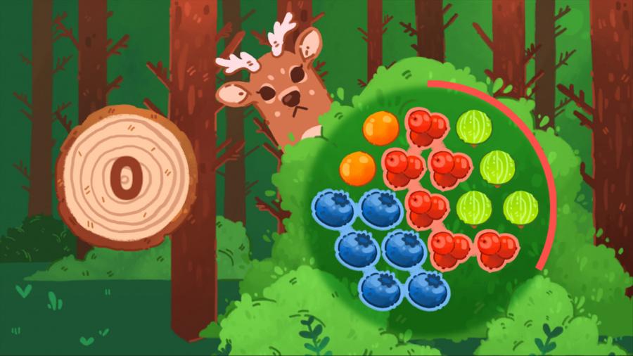 Cutie Pets Pick Berries Review - Screenshot 2 of 3