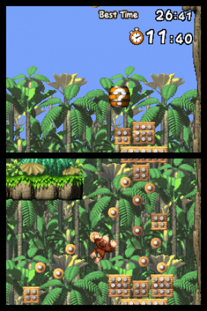 DK: Jungle Climber Review - Screenshot 2 of 4