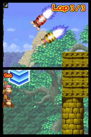 DK: Jungle Climber Review - Screenshot 4 of 4