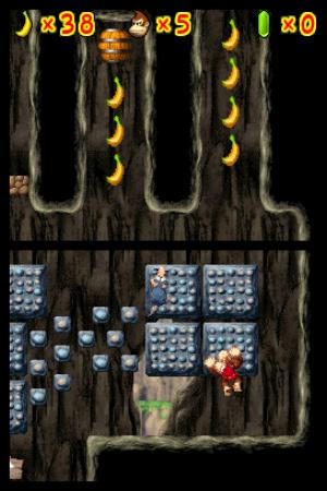 DK: Jungle Climber Review - Screenshot 3 of 4