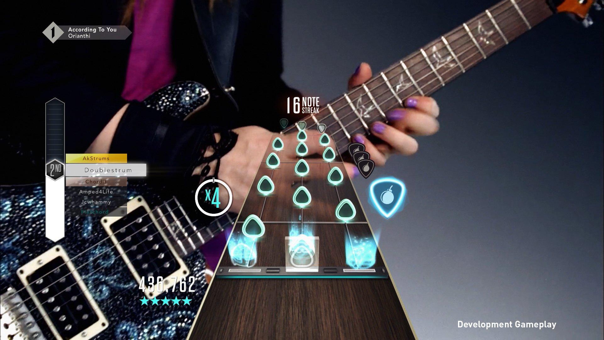 Guitar Hero Live Review (Wii U) | Nintendo Life