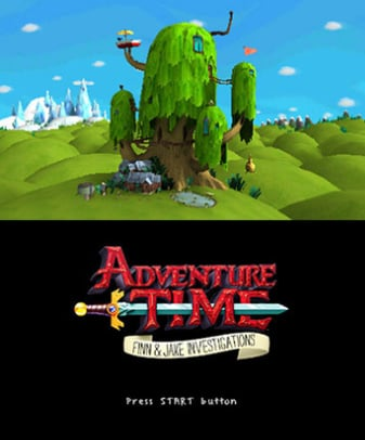Adventure Time Finn And Jake Investigations Review 3ds Nintendo Life