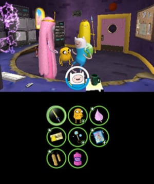 Adventure Time: Finn and Jake Investigations Review - Screenshot 1 of 4