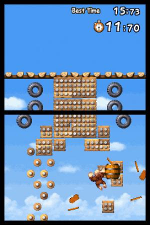 DK: Jungle Climber Review - Screenshot 1 of 4