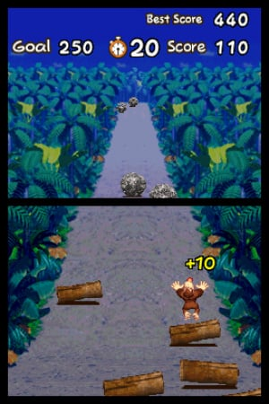 DK: Jungle Climber Review - Screenshot 3 of 3