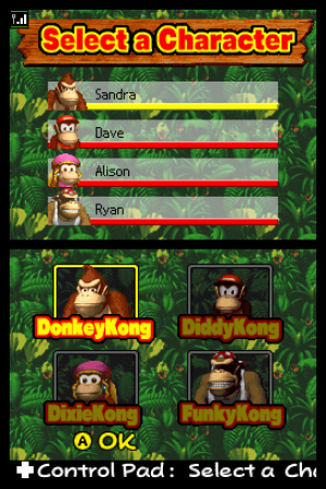 DK: Jungle Climber Review - Screenshot 2 of 3