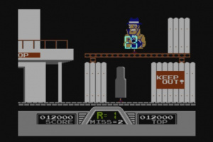 Hogan's Alley Screenshot