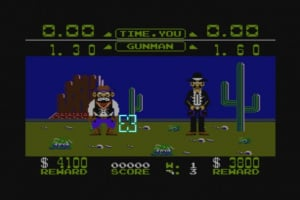Wild Gunman Screenshot