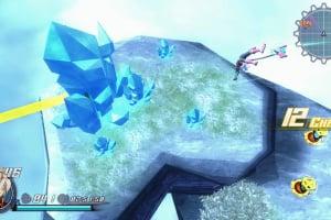 Rodea the Sky Soldier Screenshot
