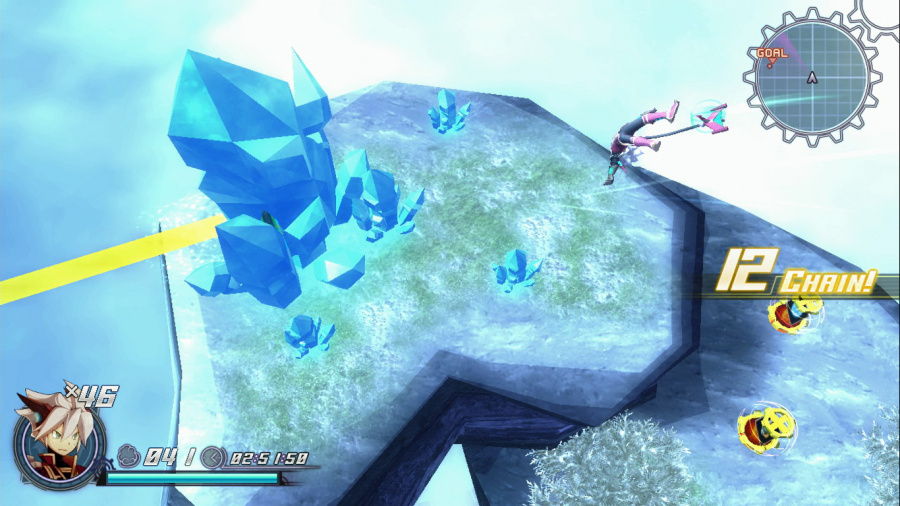 Rodea the Sky Soldier Review - Screenshot 4 of 5