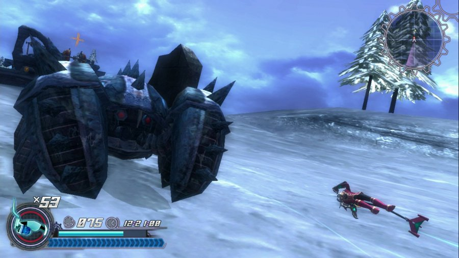 Rodea the Sky Soldier Review - Screenshot 5 of 5