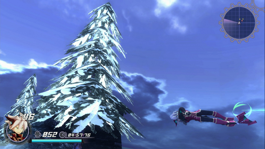 Rodea the Sky Soldier Review - Screenshot 2 of 5