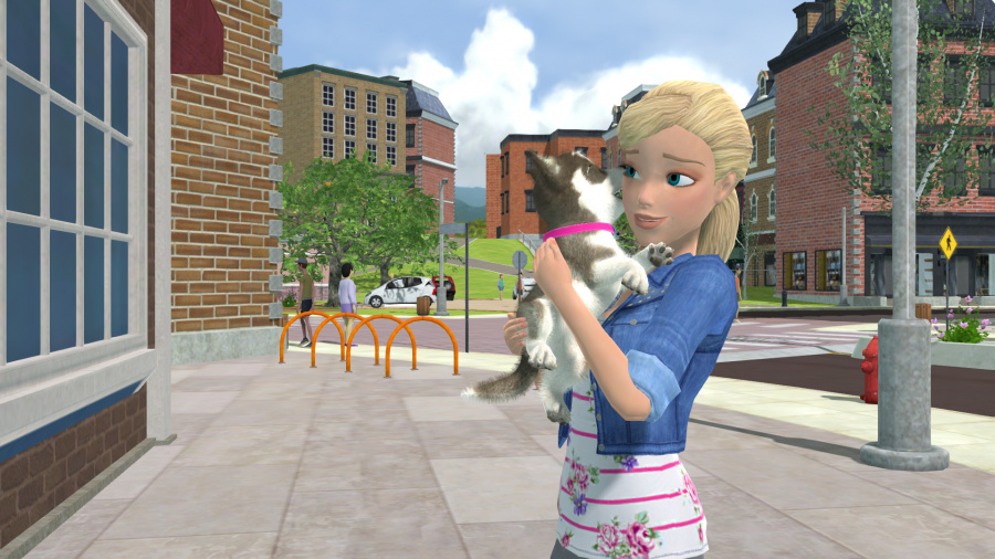 Barbie and her Sisters Puppy Rescue Review - Screenshot 1 of 5