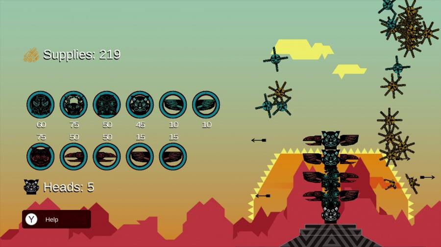 Totem Topple Review - Screenshot 2 of 4