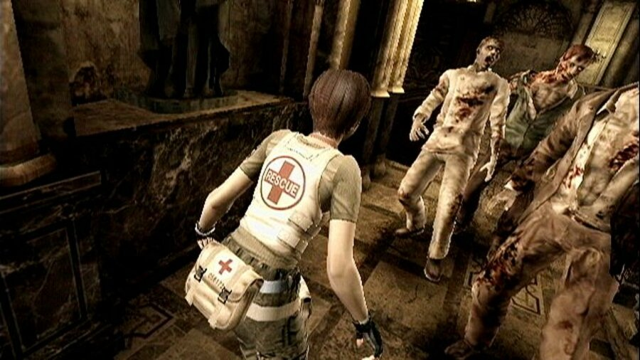 Resident Evil: The Umbrella Chronicles Screenshot