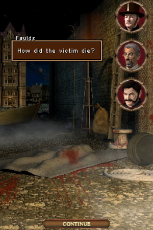 DSi Ware the Mysterious Case of Dr Jekyll and Mr Hyde 07