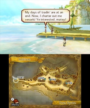 The Legend of Legacy Review - Screenshot 5 of 7