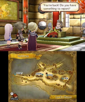 The Legend of Legacy Review - Screenshot 2 of 7