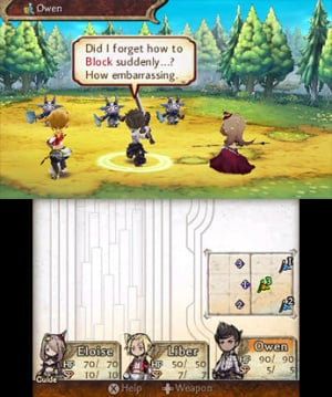 The Legend of Legacy Review - Screenshot 1 of 7