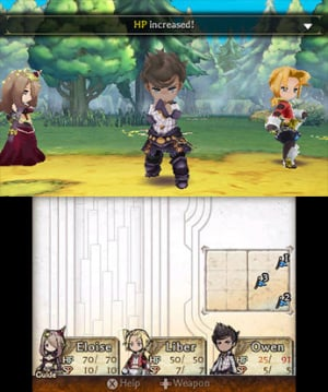 The Legend of Legacy Review - Screenshot 3 of 7