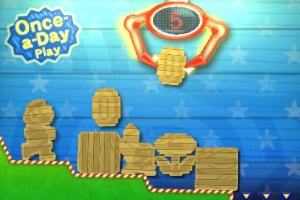Nintendo Badge Arcade Screenshot