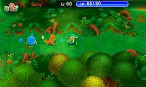 Pokémon Super Mystery Dungeon Review - Screenshot 5 of 6